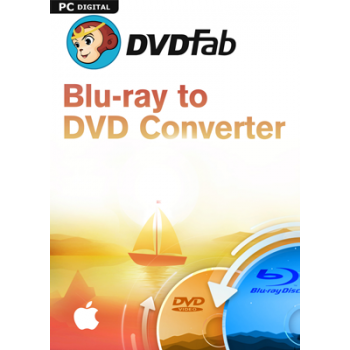 DVDFab Blu-ray to DVD Converter - ESD