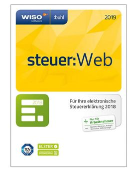WISO steuer:Web 2019 (für Steuerjahr 2018) - ESD