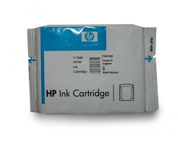 HP Original Tintenpatrone Light Cyan HP38 Neu Originalverpackt