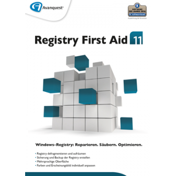 Registry First Aid 11 - ESD