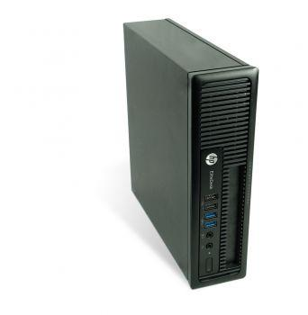 HP EliteDesk 800 G1 USD PC Computer - Intel Core i5-4590s 4x 3 GHz DVD-ROM