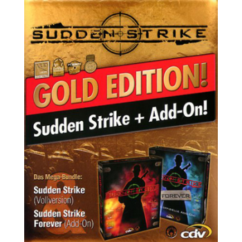 Sudden Strike Gold - ESD