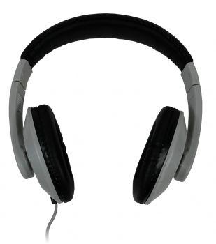 Soundlogic Headset / Kopfhörer 17564 - Schwarz / Grau