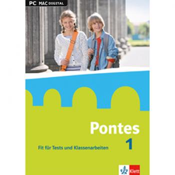 phase-6 Vokabelpaket zu Pontes - Band 1 add-on - ESD