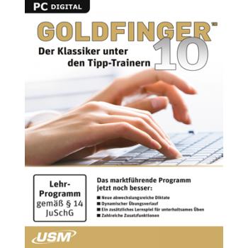 Goldfinger 10 Der Klassiker unter den Tipp-Trainern - ESD
