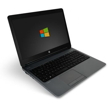 HP ProBook 650-G1 15,6 Zoll Full-HD Laptop Notebook - Intel Core i5-4200M 2x 2,5 GHz DVD-Brenner