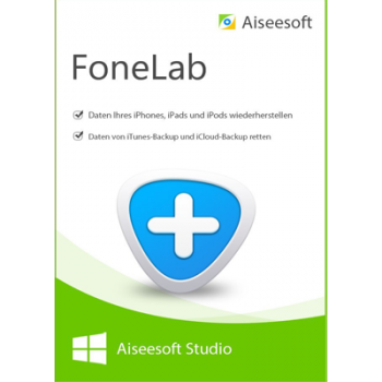FoneLab - iPhone Data Recovery - ESD