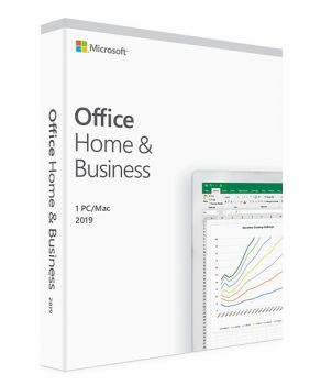 Microsoft Office Home and Business 2019 - Box Pack