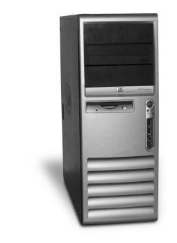 HP Compaq DC7600 CMT PC Computer - Intel Pentium 4 3,8 GHz