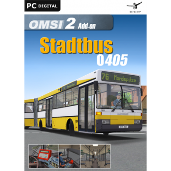 OMSI 2 Citybus O405 add-on - ESD
