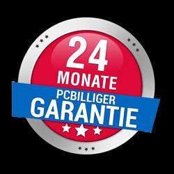 PCBilliger-Garantie - 24 Monate