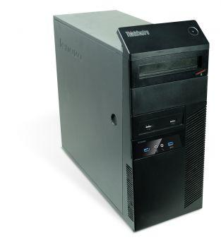 Lenovo ThinkCentre M93p Tower PC Computer - Intel Core i3 2x 3,4 GHz DVD-Brenner
