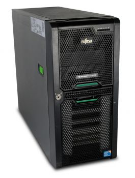 Fujitsu Primergy TX150 S7 Server - Intel Core i3-540 sx 3,06 GHz DVD-Brenner