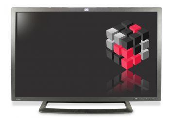 HP ZR30w - 30 Zoll Monitor - Schwarz - Mehr als FullHD Display
