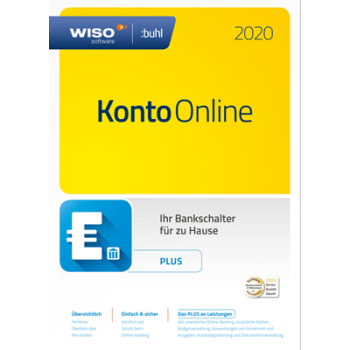 WISO Konto Online Plus (Version 2020) - ESD