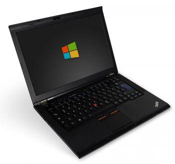 Lenovo ThinkPad T410s 14 Zoll Laptop Notebook - Intel Core i5 2x 2,4 GHz - DVD-Brenner