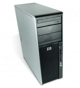 HP Workstation Z400 Tower PC Computer - Intel Xeon-W3550 4x 3,06 GHz DVD-Brenner