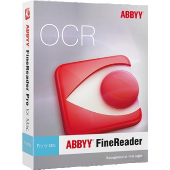 ABBYY FineReader Pro für Mac - ESD