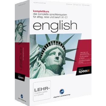 Komplettkurs English - ESD