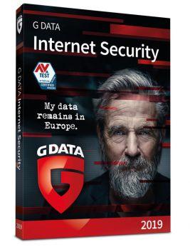 G Data Internet Security 2019 - 1 PC / 1 Jahr