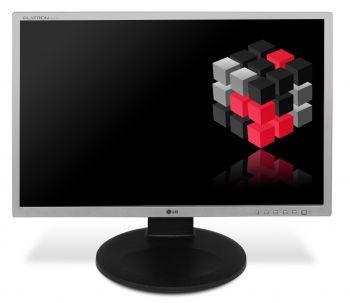 LG Flatron E2210PM - 22 Zoll Monitor - Schwarz / Silber