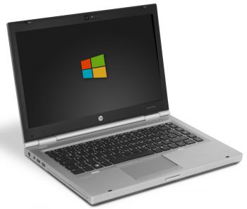 HP EliteBook 8460p 14 Zoll Notebook - Intel Core i5-2540M 2x 2,6 GHz DVD-Brenner WebCam