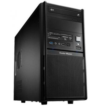 AMD Vishera Quadro Workstation PC Computer - AMD FX 4x 3,8 GHz 4 GB DDR3 500 GB HDD DVD-Brenner