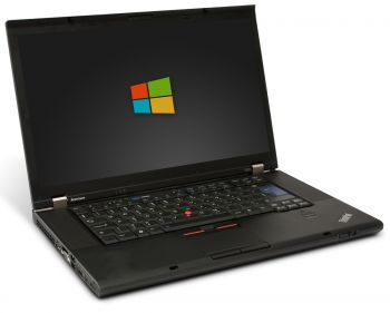 Lenovo ThinkPad T510 15,6 Zoll Notebook - Intel Core i5-540M 2x 2,53 GHz DVD-Brenner