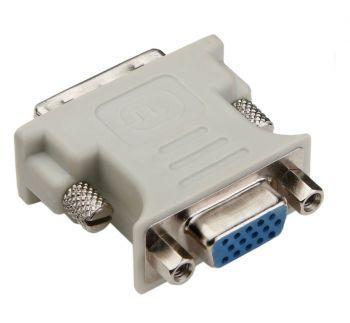 DVI zu VGA Adapter - Grau