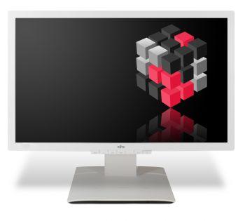 Fujitsu Display P27T-6 IPS - 27 Zoll TFT Flachbildschirm Monitor - weiss
