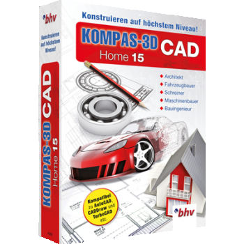 KOMPAS-3D CAD Home 15  - ESD