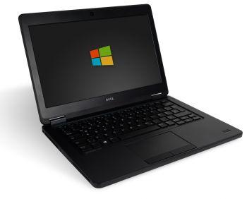 Dell Latitude E5250 12,5 Zoll Laptop Notebook - Intel Core i5-5300U 2x 2,3 GHz - WebCam