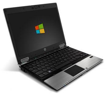 HP EliteBook 2540p 12,1 Zoll Laptop Notebook - Intel Core i7-640M 2x 2,8 GHz DVD-Brenner WebCam