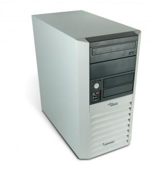 Fujitsu Esprimo P5616 Tower PC Computer - AMD Athlon X2 64 Dual Core-4800+ 2,5 GHz DVD-Brenner