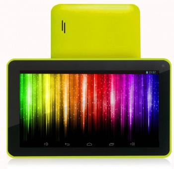 Easypix SmartPad EP772 Neo 7Zoll Kindertablet 1,2GHz 8GB Lime Android