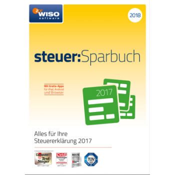 WISO steuer:Sparbuch 2018 - ESD