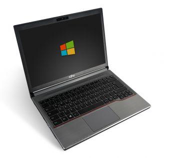 Fujitsu LifeBook  E734 13,3 Zoll Laptop Notebook - Intel Core i5-4300M 2x 2,6 GHz DVD-Brenner WebCam