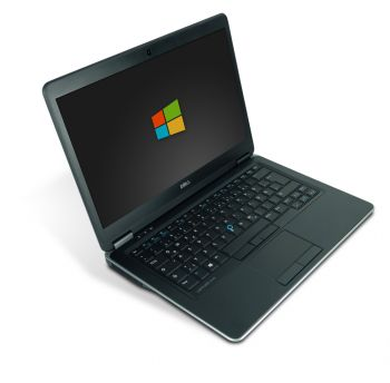 Dell Latitude E7440 14 Zoll Laptop Notebook - Intel Core i5-4200U  bis 2x 2,6 GHz WebCam