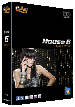 eJay House 6 reloaded - ESD