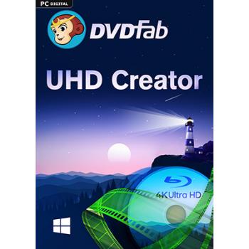 DVDFab UHD Creator - ESD