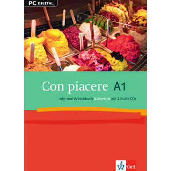 phase-6 Vokabelpaket zu Con piacere A1 add-on - ESD