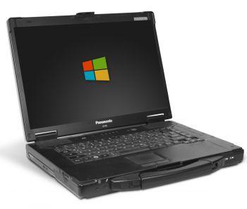 Panasonic ToughBook CF-52 15,4 Zoll Notebook - Intel Core i5-520M 2x 2,4 GHz DVD-ROM