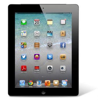 Apple iPad 4 - 32 GB - 4G / WiFi / Bluetooth - Schwarz / Silber-Copy