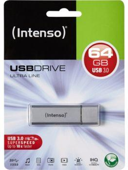Intenso Drive Ultra Line USB-Stick 64 GB Speicherplatz USB 3.0