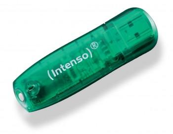 Intenso Rainbow Line USB-Stick Flash Drive 8GB Speicherplatz USB 2.0