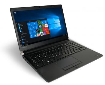 Toshiba Portege A30 13,3 Zoll Laptop Notebook - Intel Core i7 2x 2,8 GHz DVD-Brenner