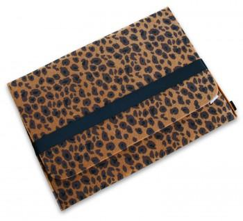 Notebooktasche / Sleeve Noratio LEO aus Filz für 13,3 Zoll Laptops - Gold