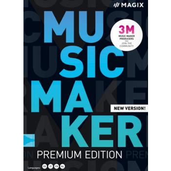 Music Maker 2020 Premium Edition - ESD