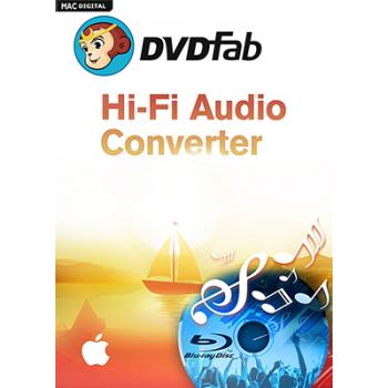 DVDFab Hi-Fi Audio Converter - ESD