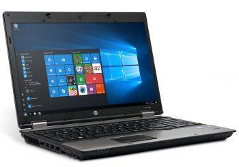 HP ProBook 6550b 15,6 Zoll Notebook - Intel Core i5 2x 2,4 GHz DVD-Brenner